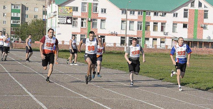 Спортивный праздник «ГТО - путь к здоровью!» прошел в Стерлитамаке