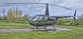 В Стерлитамаке транспортная прокуратура проводит проверку по факту посадки вертолета в жилой зоне города