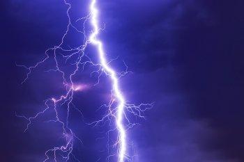 Молния поразила двух человек в Башкирии