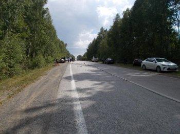 В «пьяном» ДТП в Башкирии погибла 16-летняя девушка