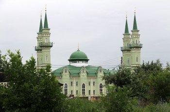Великий праздник Курбан-байрам отмечают мусульмане
