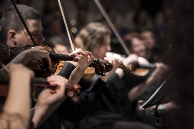 В Уфе стартует II Международный конкурс скрипачей Владимира Спивакова