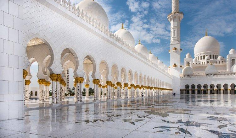 Мусульмане празднуют Новый год по мусульманскому календарю Хиджра