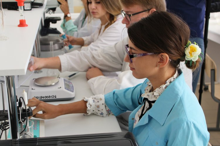 В Стерлитамаке открывается новейшая исследовательская биолаборатория