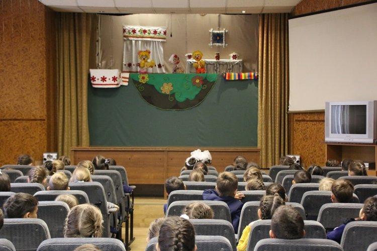 Юных уфимцев ждут на кукольное представление по тематике пожарной безопасности