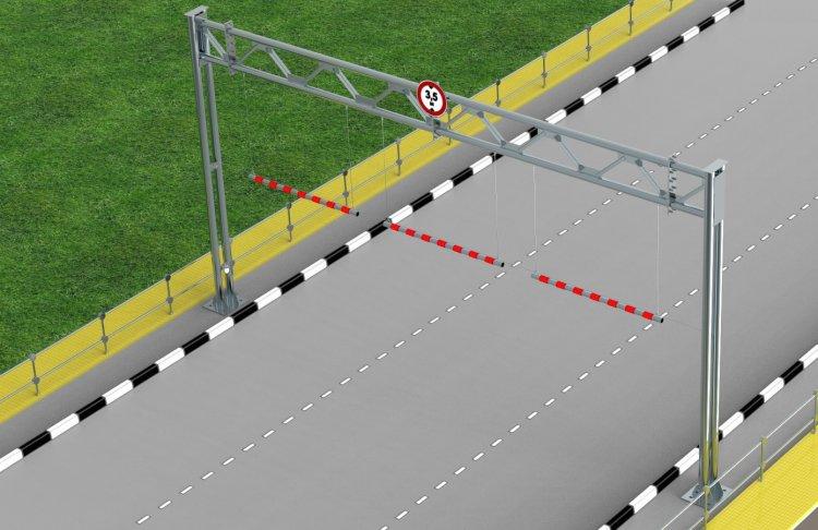 На Бельском мосту в Стерлитамаке установят ограничители высоты транспорта