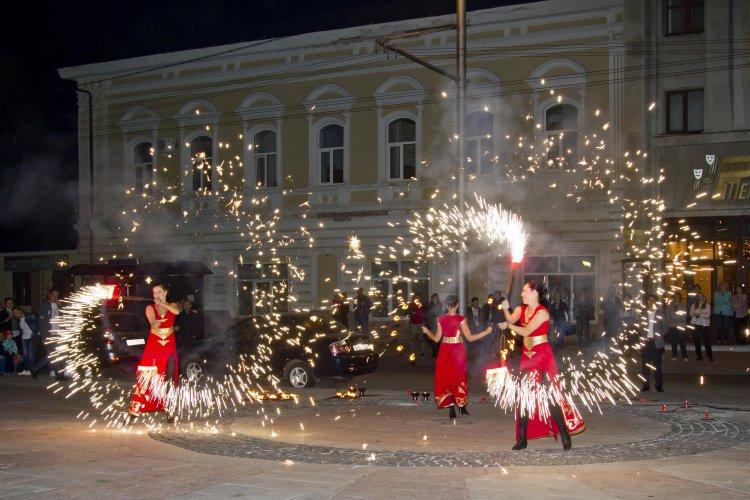 В Стерлитамаке прошла «Театральная ночь-2018»