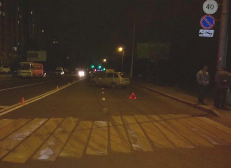 В Уфе автомобиль насмерть сбил 53-летнюю женщину