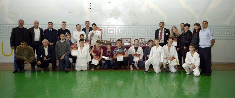 В Стерлитамаке прошел открытый турнир по рукопашному бою