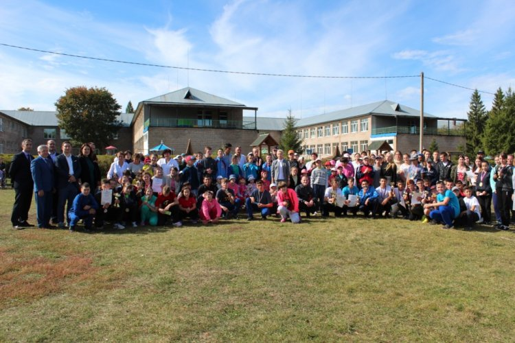В Туймазинском районе прошел инклюзивный спортивный праздник «Мы чемпионы»