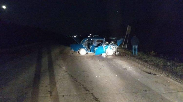 Один человек погиб, двое пострадали в ДТП в Янаульском районе Башкирии
