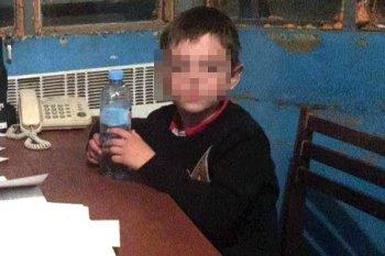 В Уфе полиция разыскивает родителей найденного ребенка