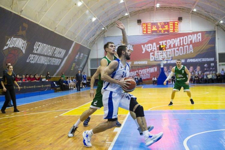 «Уфимец» стартовал в Кубке России двумя победами