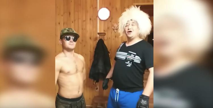 Хабиб и МакГрегор по-башкирски: двое жителей Башкирии изобразили бой года