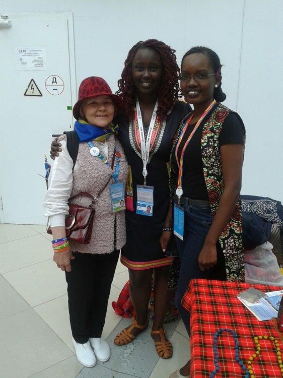 В Уфе награждены волонтеры и участники XIX Всемирного фестиваля молодежи и студентов