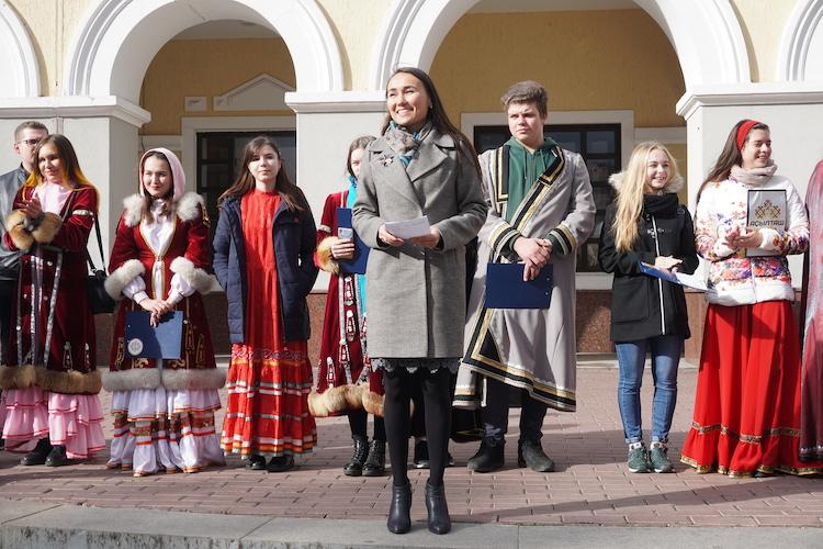 В Уфе прошла квест-игра, посвященная Дню Республики