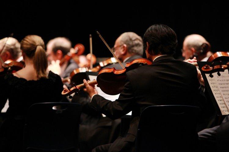 Московский симфонический оркестр под управлением Павла Когана впервые выступил в Уфе