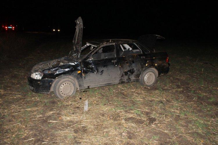 В Башкирии пьяный водитель попал в ДТП: есть жертвы