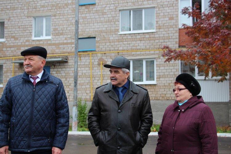 Михаил Закомалдин совершил рабочую поездку в город Белебей