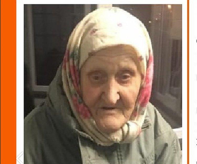 В Башкирии нашли родственников потерявшей память бабушки