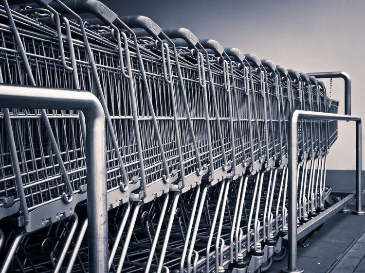 Жители России рассказали о частоте походов в магазин
