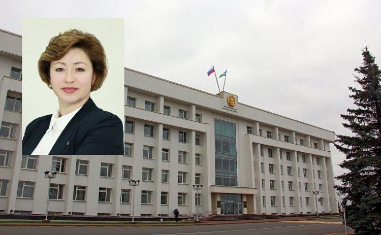 Исполняющим обязанности заместителя Премьер-министра Правительства Башкортостана назначена Ленара Иванова