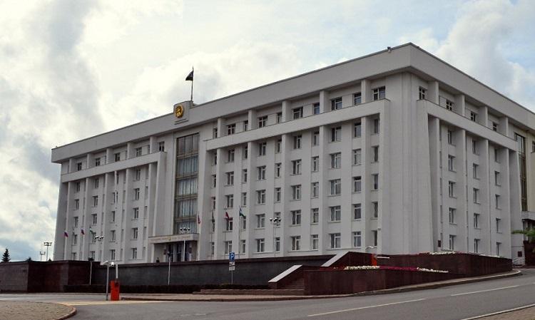 Александра Сидякина назначили главой администрации Башкортостана