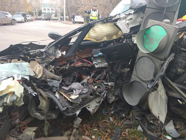 В страшном ДТП в Стерлитамаке погиб 27-летний мужчина