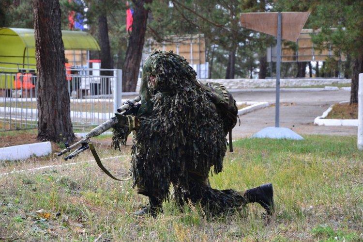 Снайперы ОМОНа и СОБРа Росгвардии Башкортостана вернулись с тактических соревнований в Тольятти с «бронзой»