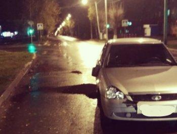 В Башкирии водитель насмерть сбил 61-летнего мужчину-пешехода