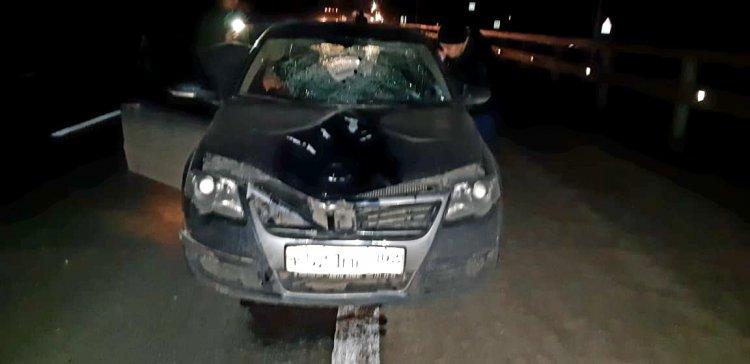 В Башкирии водитель иномарки насмерть сбил молодую женщину