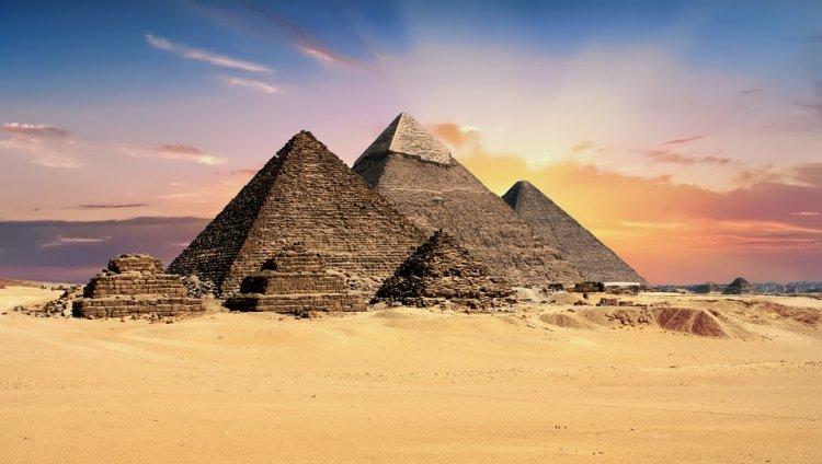 Раскрыт секрет строительства египетских пирамид