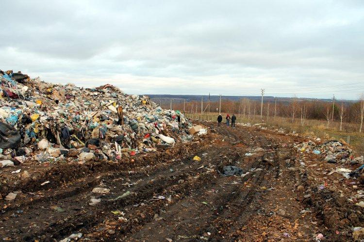 Эксперты Народного фронта в Башкортостане оценили состояние полигона около Бирска