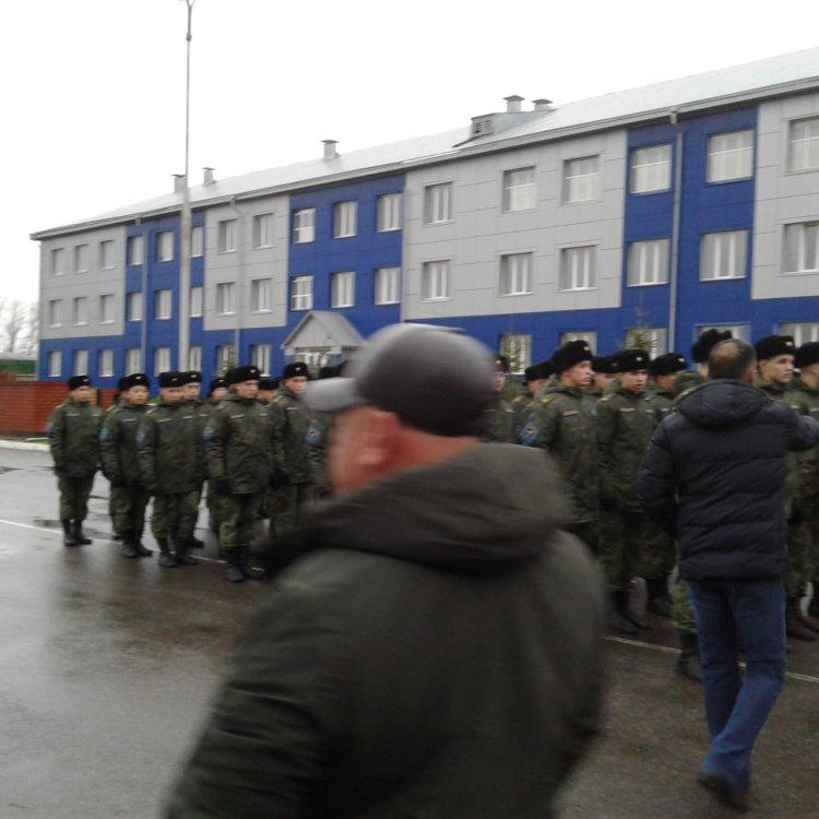 Уфимские кадеты отправились в Самару на Парад памяти