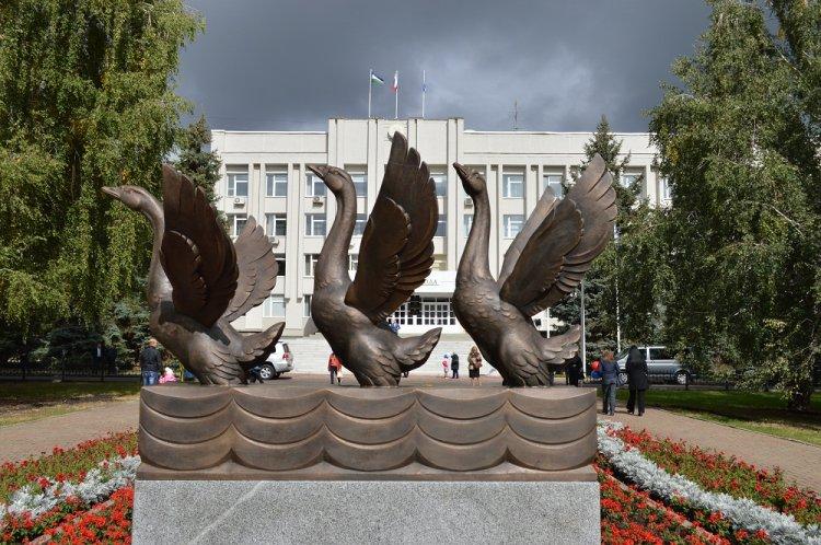 В Стерлитамаке подвели итоги благоустройства городской среды