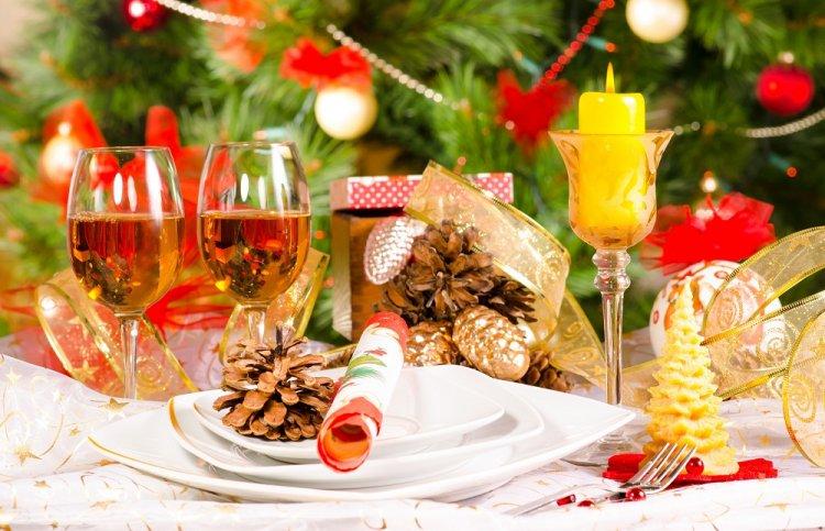 Новогодний стол обойдется «в копеечку»