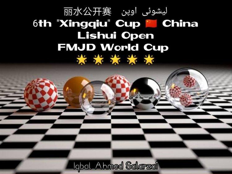 Победы шашистов Башкирии на заключительном этапе Кубка Мира в Китае: Идрисова - первая, Георгиев - третий