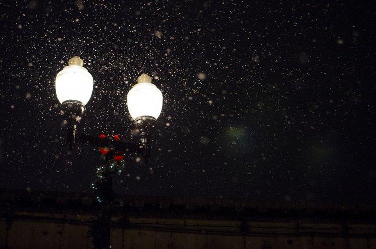 В Уфе изменился график ночного освещения города