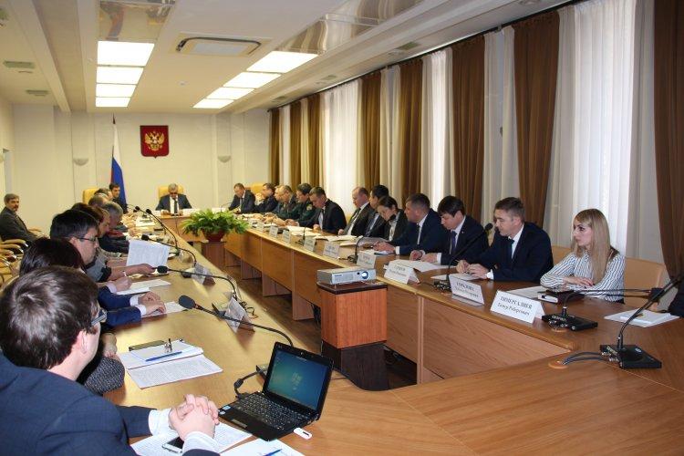 Строительство «Безопасного города» в Башкирии обсудили на совещании у Михаила Закомалдина