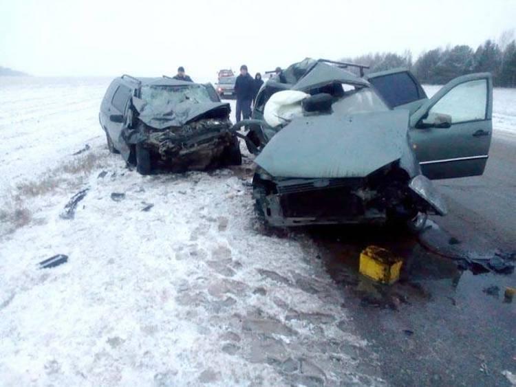 Появились подробности страшного ДТП с 6 погибшими в Башкирии