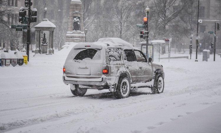 В Башкирии ожидается плохая видимость на дорогах и метель