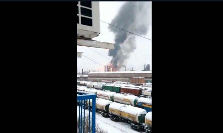 Пострадавшие при пожаре на опасном объекте в Стерлитамаке имеют право на страховые выплаты от САО «ВСК»