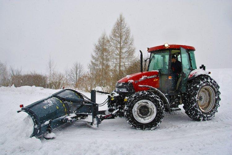 В Уфе начали эвакуировать автомобили, которые мешают уборке снега