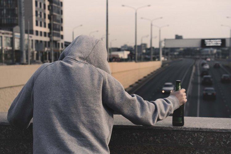 Ученые разделили алкоголиков на пять типов
