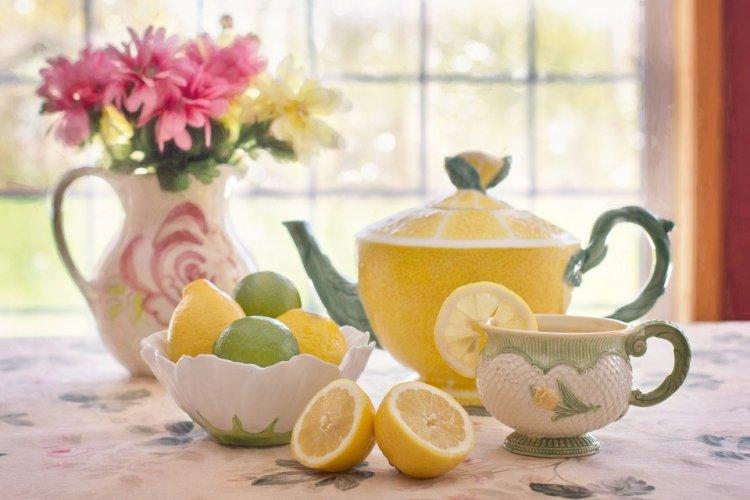 С чем полезно пить чай?