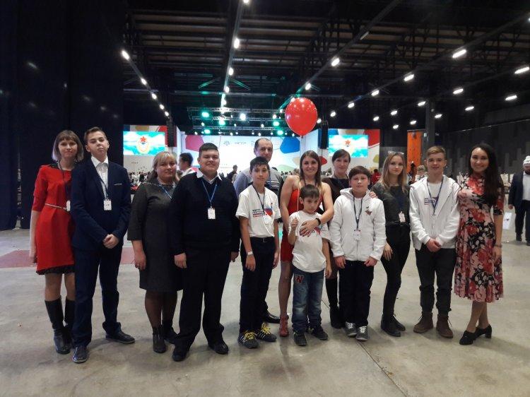 Юные герои Башкирии стали участниками форума маленьких героев в Москве