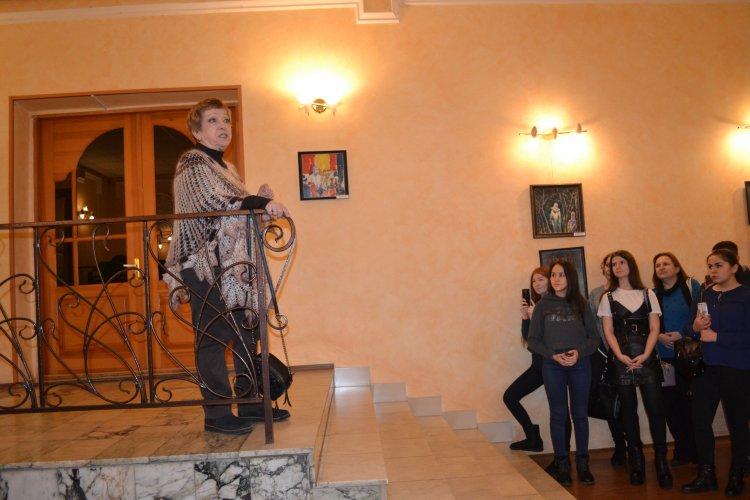 В Стерлитамаке состоялся творческий вечер с участием народной артистки России Ольги Волковой