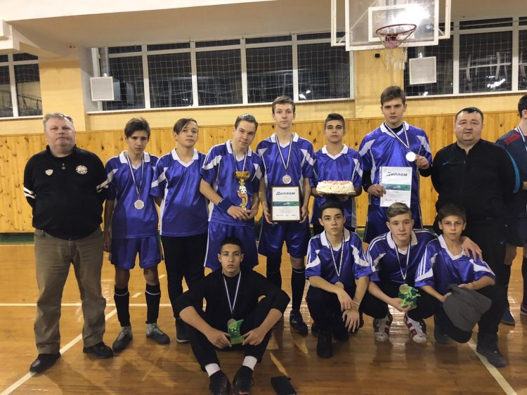 Юные футболисты из Башкирии приняли участие в межрегиональном этапе акции «Молодежки ОНФ» «Уличный красава»
