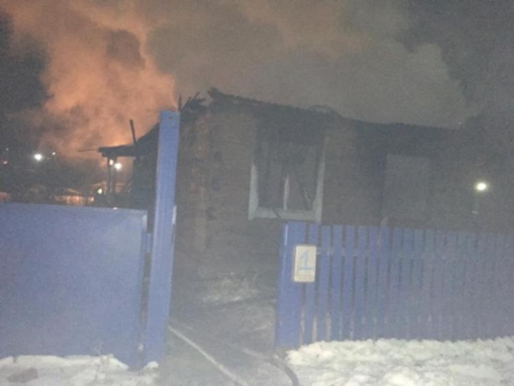 Трое детей погибли страшном пожаре в Башкирии Трое Детей