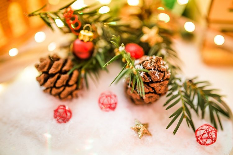 Поздравляем с Рождеством Христовым 2019!
